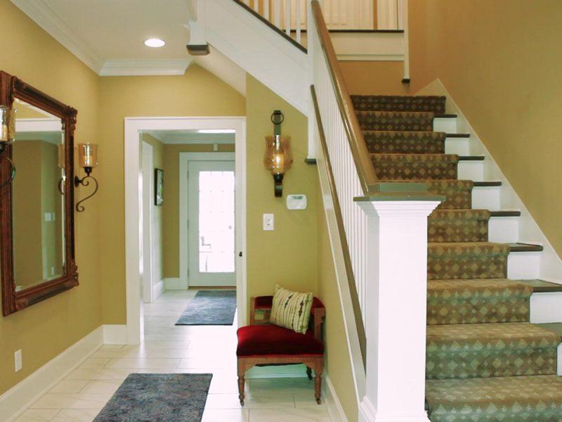 claihill farm staircase