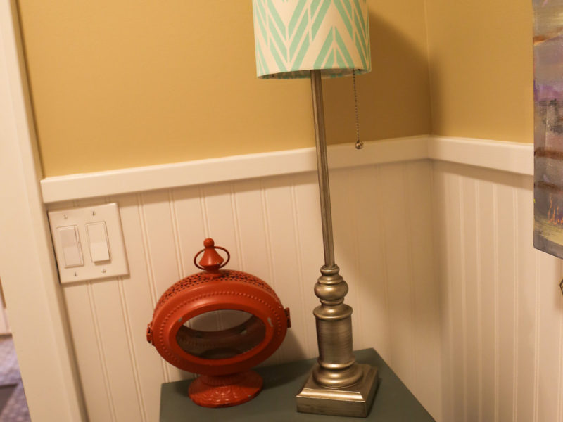 claihill farm lamp
