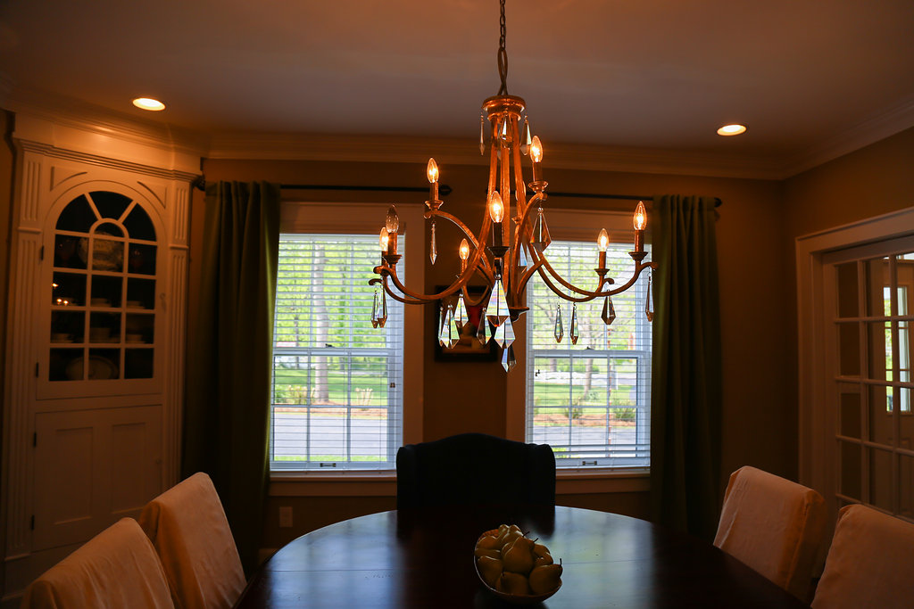 claihill farm chandelier