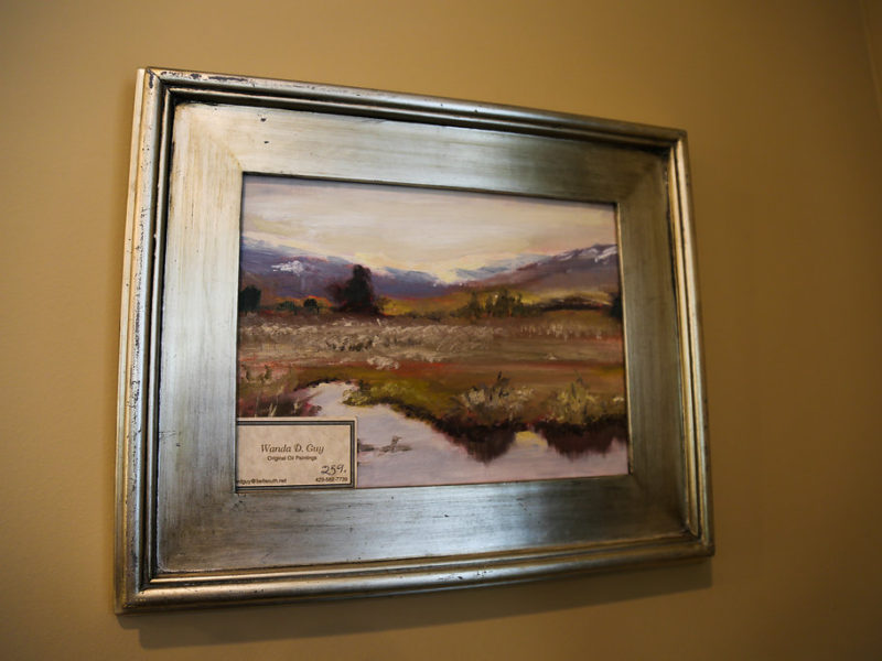 claihill farm artwork