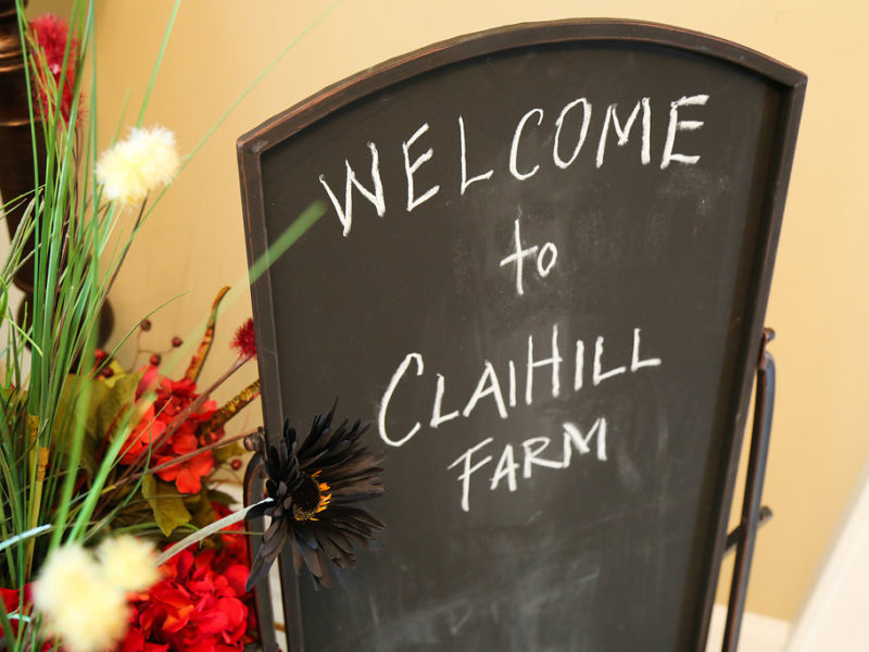 claihill farm