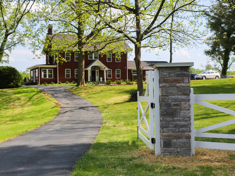 claihill farm gates