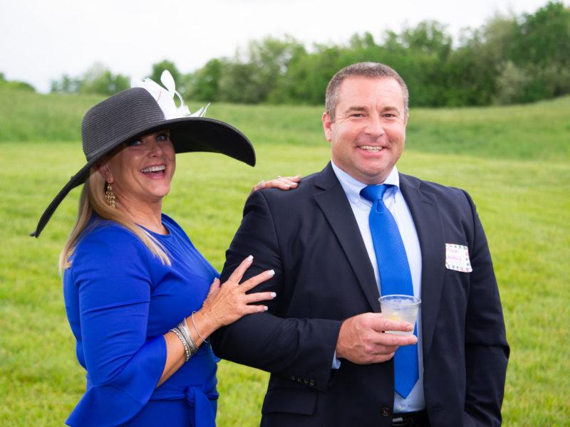 claihill farm Derby Party 2018