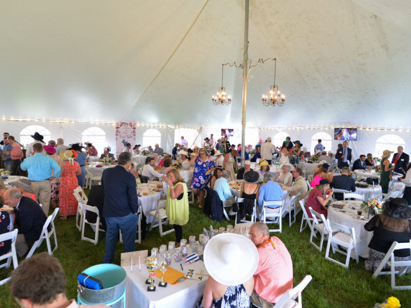 claihill farm Derby Party 2018